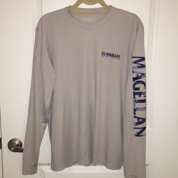 6d32ee5c2aa Magellan Outdoors Other - Magellan Outdoors Casting Long Sleeve Crew Shirt
